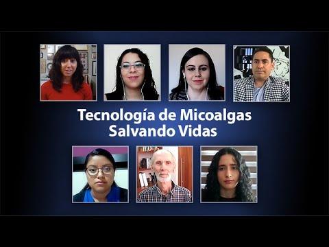 Tecnología de Micoalgas Salvando Vidas