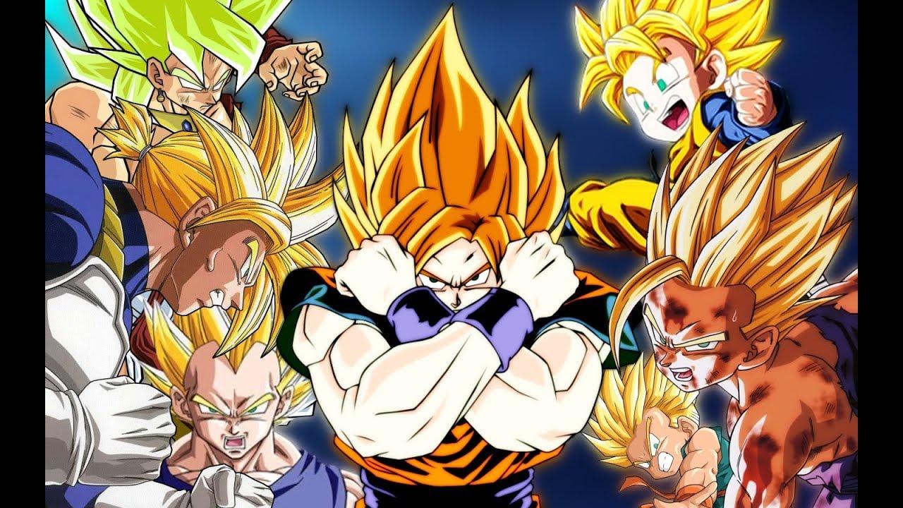 Dragon ball fighterz tous les nouveaux personnages - Tout les image de dragon ball z ...