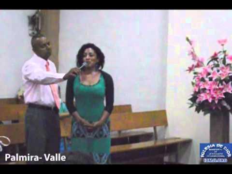 Iglesia de Dios Ministerial de Jesucristo Internacional - Testimonio-Palmira-Marzo 2013