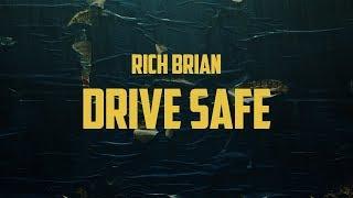 Rich Brian - Drive Safe (Lyric Video)