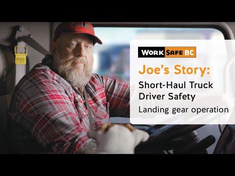 Joe's Story: Short-Haul Truck Driver Safety