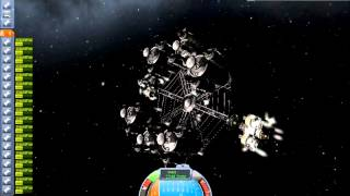 KSP Conquering The Solar System Part 1 Launching The Munar Fleet