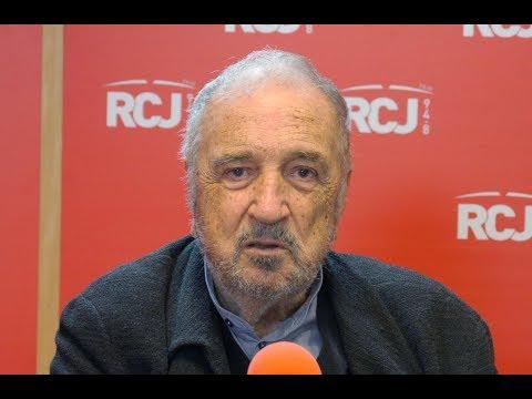 L'invité du 1213 JeanClaude Carrière sur RCJ