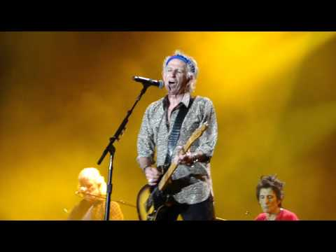 Rolling Stones - São Paulo, 24/02/2016 - You Got the Silver + Happy