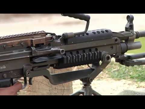 Yudh Abhyas 2013 - U.S. and Indian Army Weapons Demo {Music}- HD Travel Video