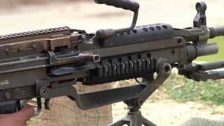 Yudh Abhyas 2013 - U.S. and Indian Army Weapons Demo {Music}- HD