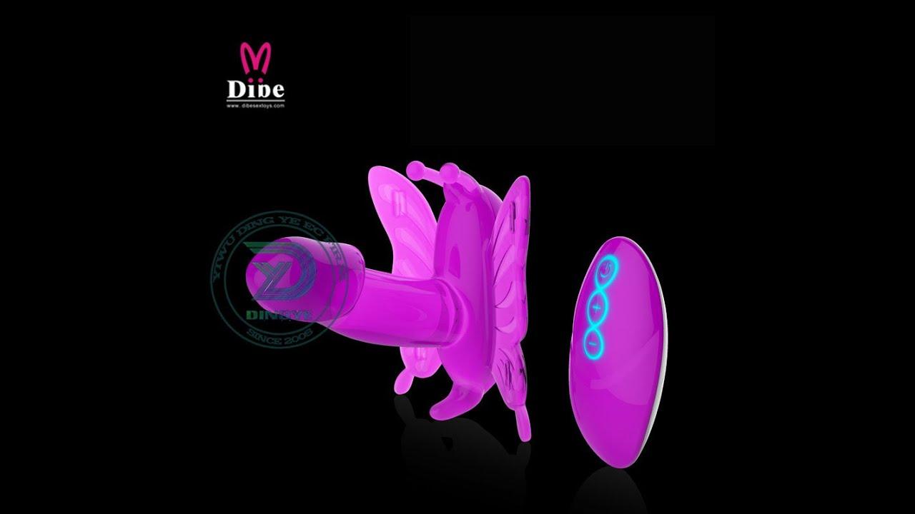 Секс игрушки бабочка видео