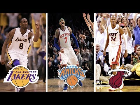 Every NBA Team's Most ICONIC MOMENT Since 2000!
