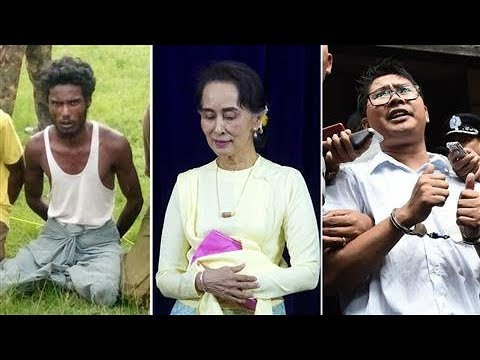 Jailed Journalists, Rohingya and Suu Kyi: What's Next for Myanmar?