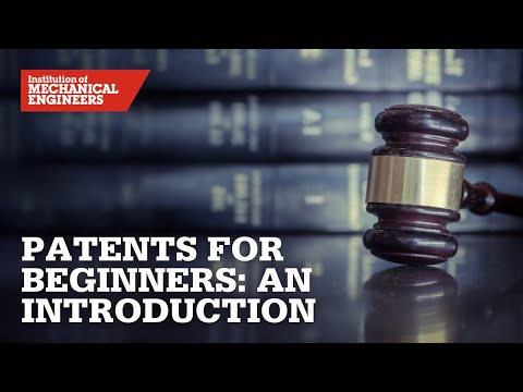 Patents For Beginners – A Practical Introduction To The Patent Application System