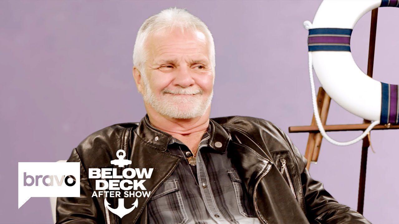 Download Captain Lee Reveals Exactly How He Found Out Kate Chastain Quit | Below Deck After Show (S7 Ep13)