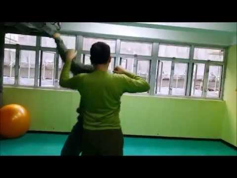 Systema Hong Kong: Continuous movement flow work