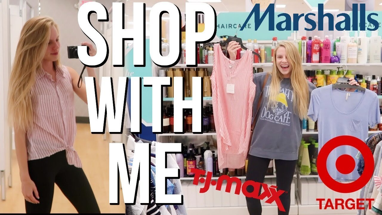 35b2f0cb8 Target haul, TJ Maxx, & Marshalls | How I find cute clothes for less $$!