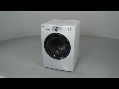 LG/ Kenmore Washer Disassembly