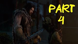 Middle Earth Shadow of Morder Gameplay Walkthrough Playthrough Part 4: Ratbag is in Charge (PC)