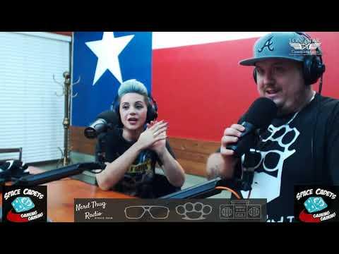 Nerd Thug Radio Episode 70 Part 3. Ky Lynn Video Game extraordinaire