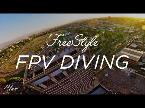 FPV FreeStyle / The Building Dive