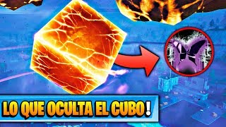 THE BIGGEST SECRET WITHIN THE CUBE IN FORTNITE: Battle Royale Update