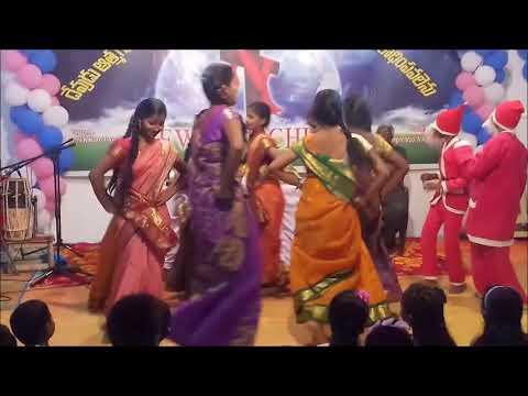 New Life Church,Parvathipuram Youth Dance,2016