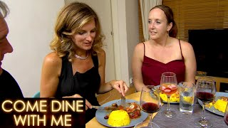 Laura's Rice Gets Described As Too Wet | Come Dine With Me