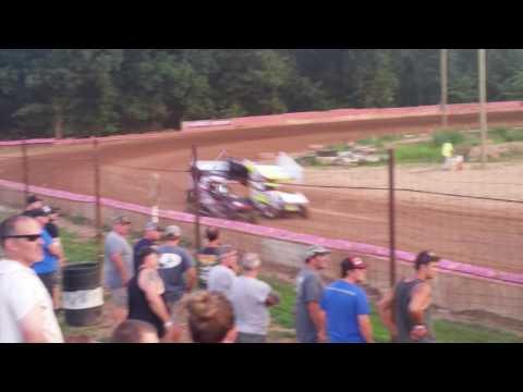 8 12 16 heat  -Linda's Speedway