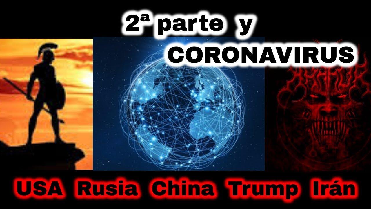 CORONAVIRUS y DESAFÍO: TRUMP, EEUU, RUSIA, PUTIN, CHINA, IRAN, DEBEN VER ESTE PROGRAMA