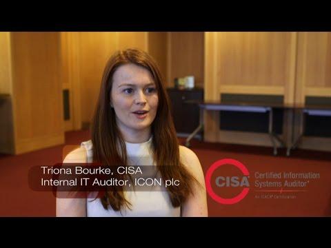 ISACA CISA Certification Holders Describe Career Benefits