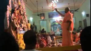 Aarati Sandipujo, Barrackpore Ramakrishna Vivekananda Mission