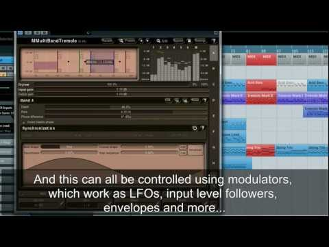 Introduction to MeldaProduction audio effects