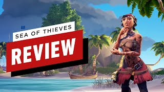 Sea of Thieves Review (2020) (Video Game Video Review)