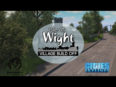 Village Build Off Competition Viewer Entries - Cities: Skylines
