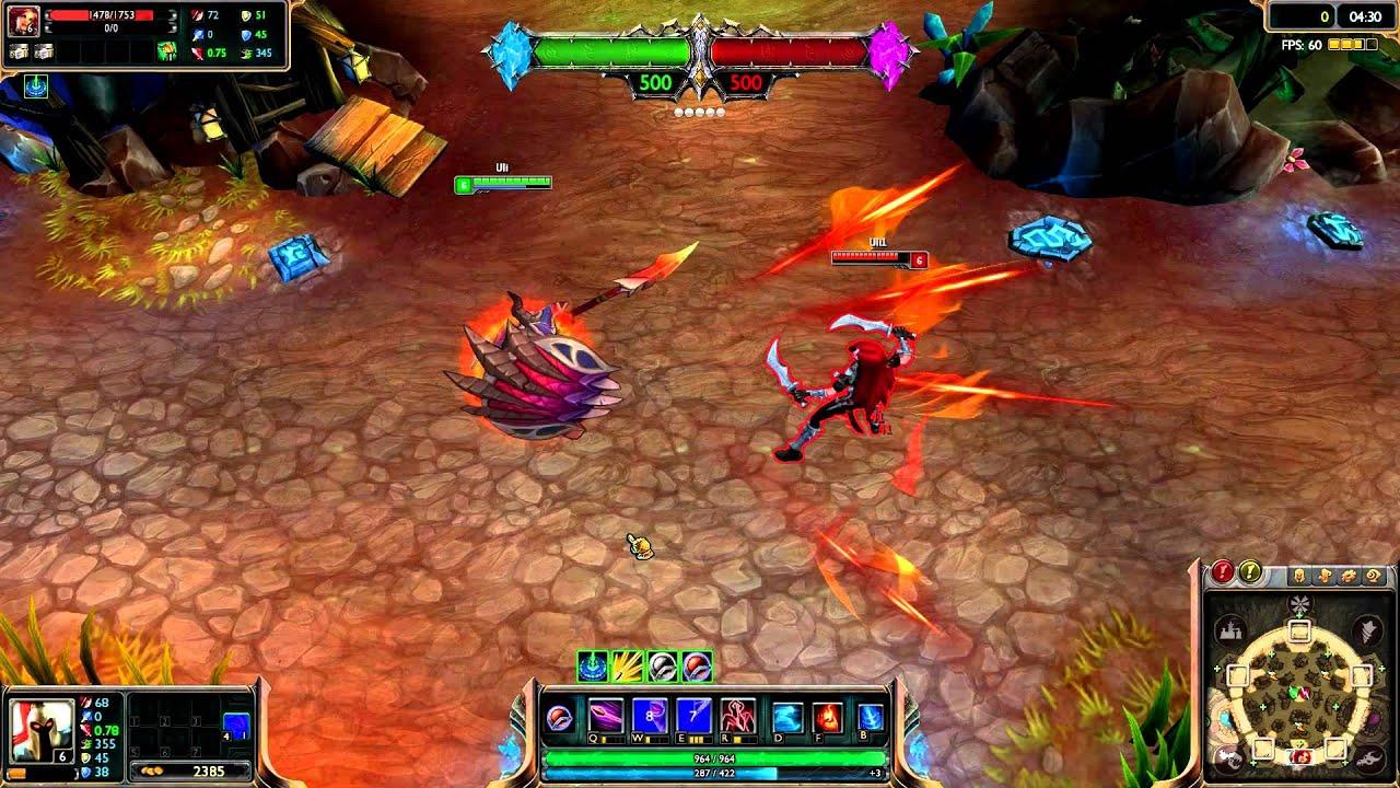 Dragonslayer Pantheon Skin Spotlight League of Legends ...
