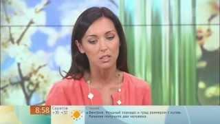 """Алсу в программе """"Доброе утро"""" на Первом (HD)"""