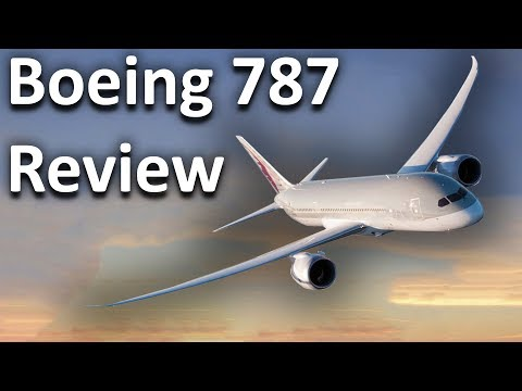 Boeing 787 Dreamliner review!! Is it ACTUALLY better than the A350?