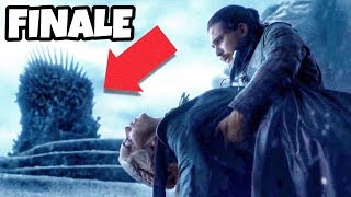 Game Of Thrones  Season 8 Finale Breakdown S8 E6 Review