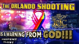 The Israelites: The Orlando Shooting Is A Warning From God!!