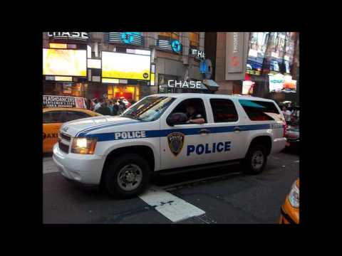 PORT AUTHORITY POLICE CAR SHOWCASE