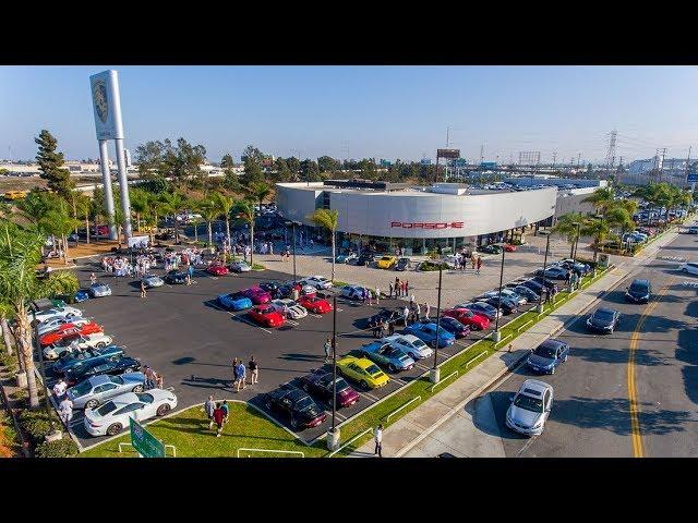 2017 Porsche South Bay Classic Oktoberfest