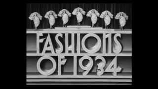 Fashions of 1934 (1934) - original trailer