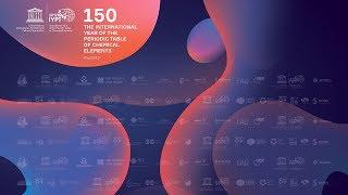 Церемония открытия Международного года Периодической таблицы химических элементов