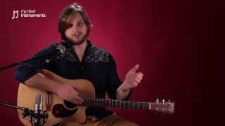 Gitarre lernen - 29/31 Johnny Cash: Folsom Prison Blues Tutorial