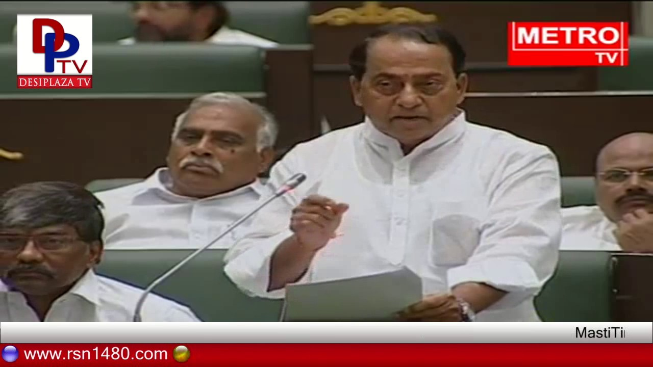 """TRS Govt assures Double Bed-Room houses to be on time"" - Indrakaran Reddy 