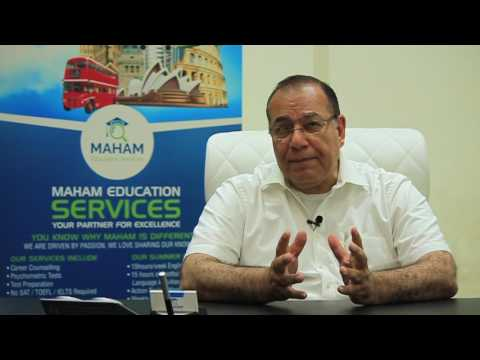 Khaled Kamel - Certified Global Student Career Counsellor