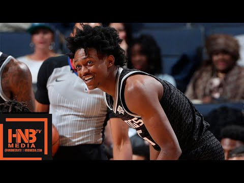 Sacramento Kings vs Memphis Grizzlies Full Game Highlights | 01/25/2019 NBA Season