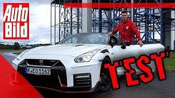 Nissan GT-R Nismo Facelift (2020): Test - Details - Motor - Preis