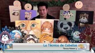 Como pintar caritas y expresiones