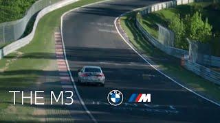 Pre communication   BMW THE new M3 G80   Video full length 16x9   EN