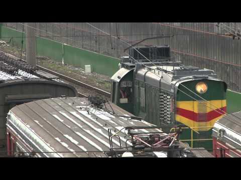 2014 10 22 - Столкновение электричек в Лобненском Депо