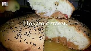 Самая пышная шарлотка (пирог) с яблоками в духовке простой и вкусный пошаговый видео рецепт