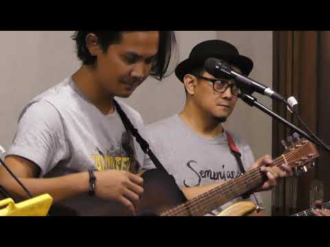 Semenjana - Fordata (live) | KALIMATOUR #02 -  coffeewar, kemang